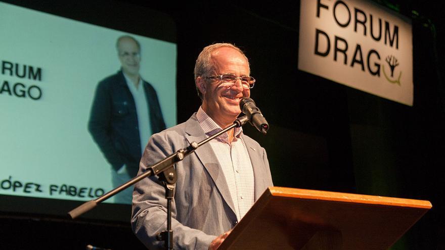 José López Fabelo, de El Paso 2000 a concejal de gobierno en el Ayuntamiento de Ingenio, captado por el PSOE.