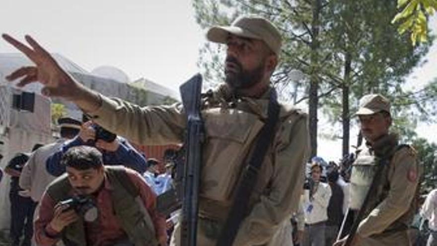 Los talibán paquistaníes reivindican el atentado suicida de ayer contra el PAM