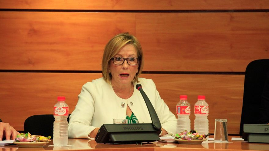 Ana Saavedra, directora general de Dependencia de Castilla-La Mancha