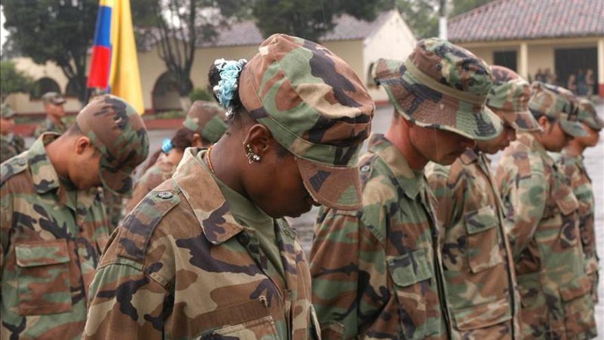 Unos 933 guerrilleros de las FARC y 147 del ELN detenidos en 2013 en Colombia