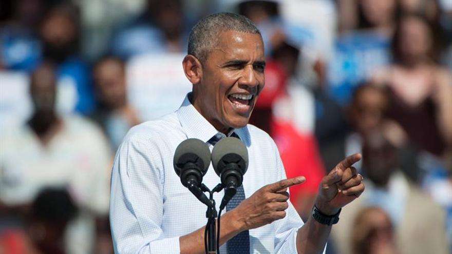 Obama reivindica a los indocumentados en el Mes de la Herencia Hispana