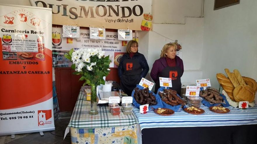 Embutidos de Quismondo (Toledo)