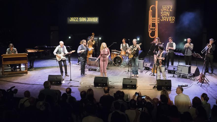 Travellin Brothers Little Band e invitados en el Festival de Jazz de San Javier / GOIO VILLANUEVA