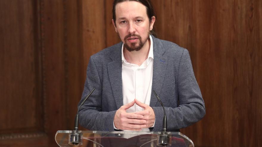"""Iglesias no opina sobre los planes de Marruecos con sus aguas y dice que Exteriores dará """"la respuesta más adecuada"""""""