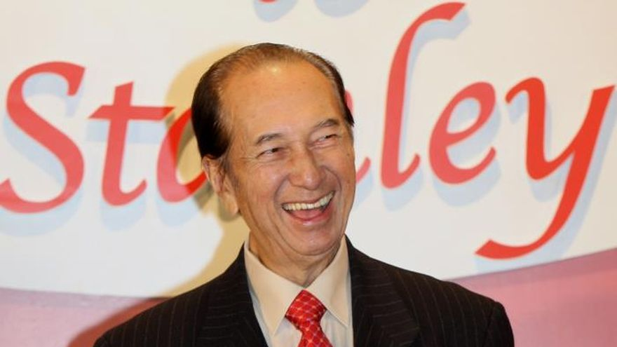"""Muere Stanley Ho, el """"rey del juego"""" que convirtió Macao en Las Vegas de Asia"""