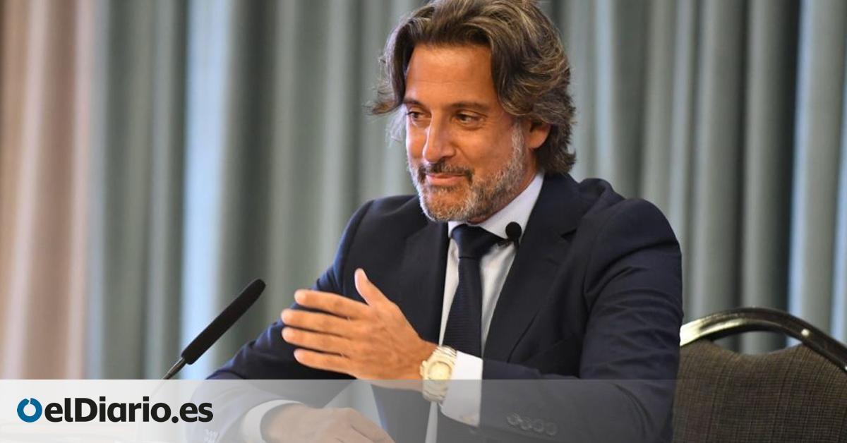 """Gustavo Matos: """"Canarias tiene la oportunidad de no quedarse atrás, no puede llegar tarde a los cambios que se están dando en el mundo"""""""