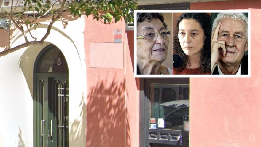 Madrid recordará a Guadalupe Grande, Francisca Aguirre y Félix Grande con una placa en su casa de Chamberí