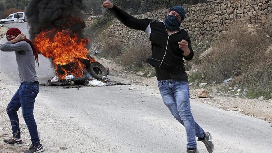 Un israelí herido por disparos cerca de una colonia judía en Hebrón