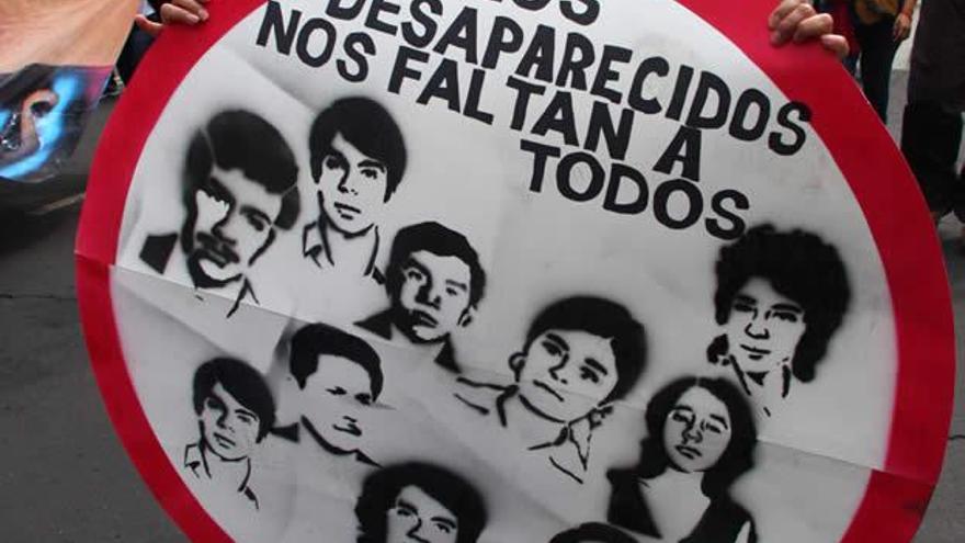 Las mamás de 45mil desaparecidos y desaparecidas