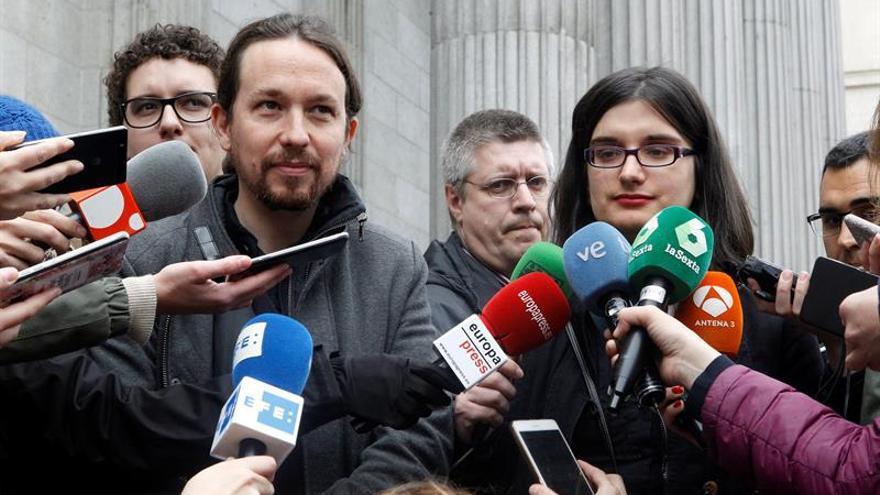 """Iglesias tilda de 'barbaridad' condenar a Cassandra con una """"doble vara de medir"""""""