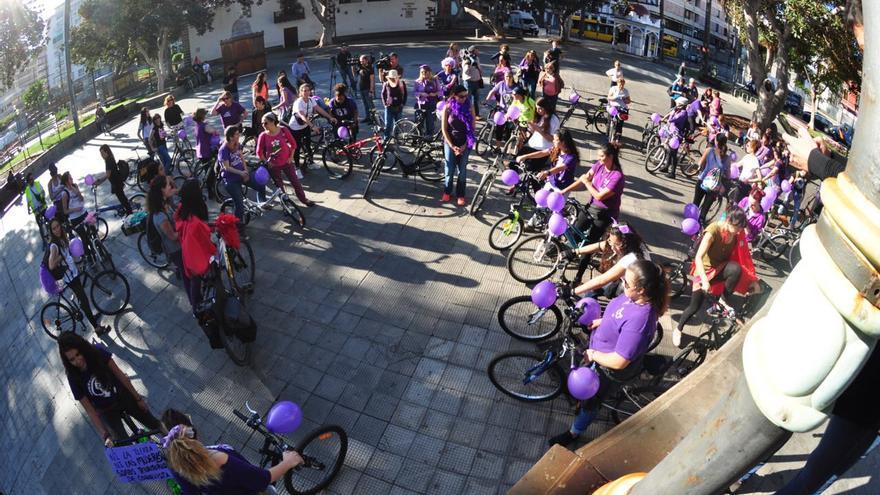 Bicipiquete en Las Palmas de Gran Canaria