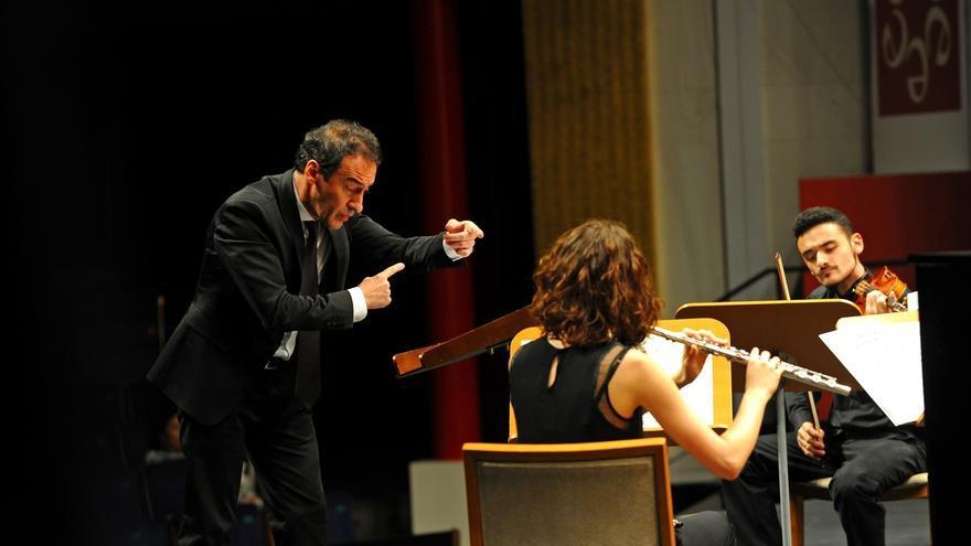 Panisello se pone al frente del Ensemble del Encuentro de Música y Academia de Santander