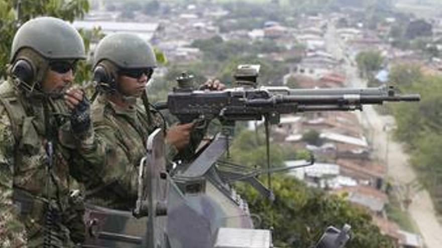 Caracas advierte a la ONU sobre peligro de las bases estadounidenses en suelo colombiano