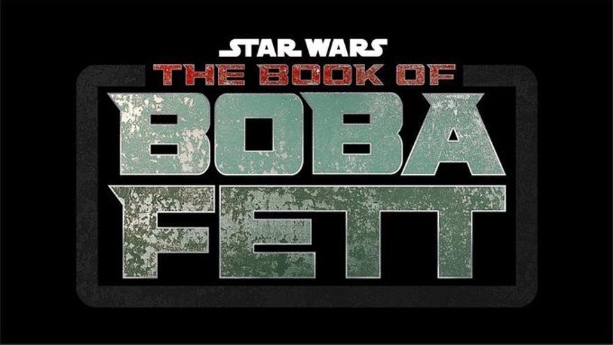 El logo oficial de 'El libro de Boba Fett'