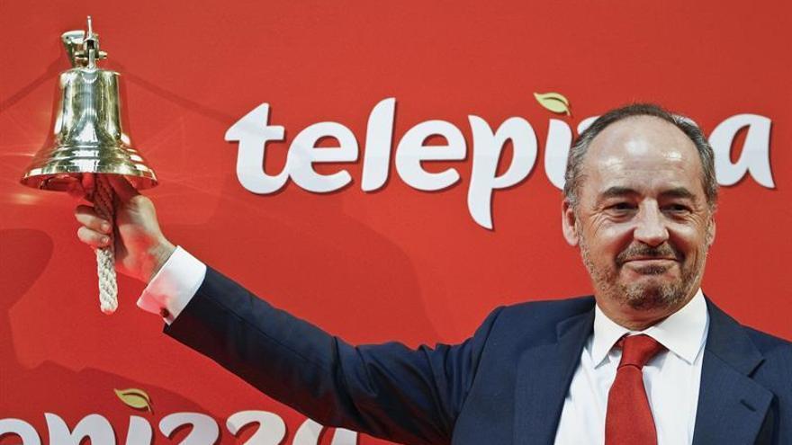 Telepizza gana 4,7 millones en el primer trimestre, el 128,8 % más
