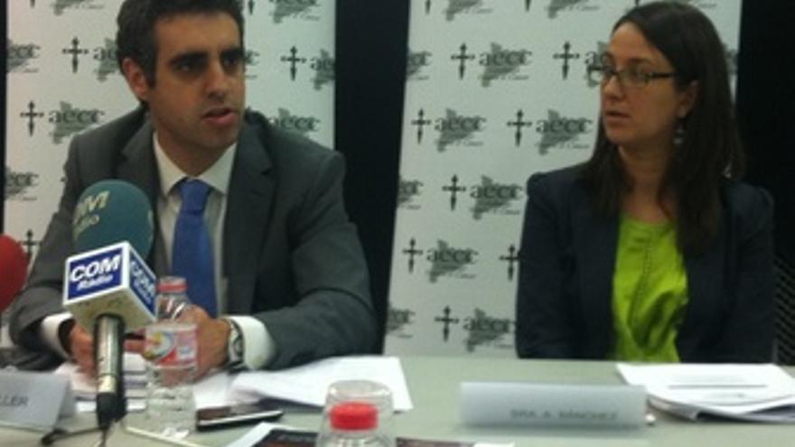 Presentación primer Informe Aeec Catalunya 2011