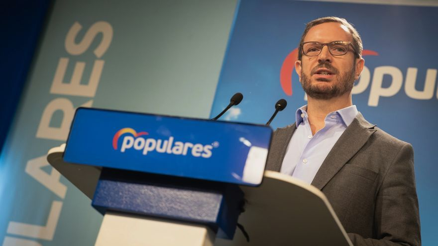 """Maroto asegura que Vox """"no sería capaz de explicar que va a permitir"""" que gobierne la izquierda en Madrid"""
