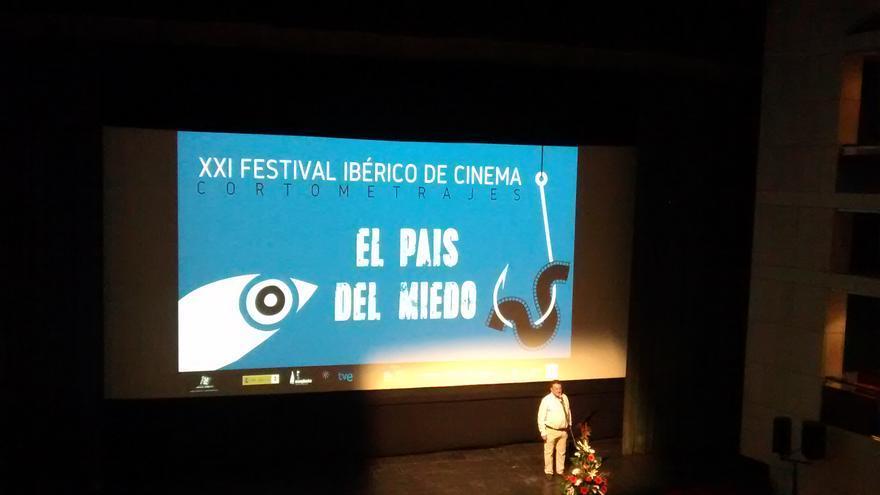 Alejandro Pachón, director del Festival de Cine Ibérico de Badajoz