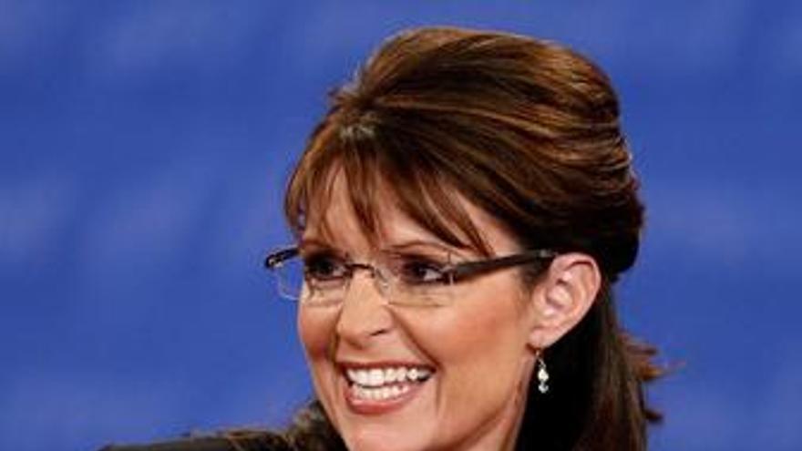 Sarah Palin. (EUROPA PRESS)