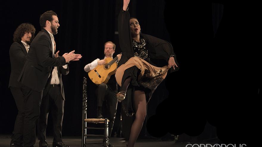 Cordobán Flamenco en el Gran Teatro | TONI BLANCO