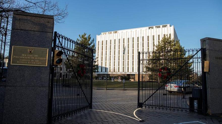 Washington da el nombre de un opositor asesinado a la calle de la embajada rusa en EE.UU.