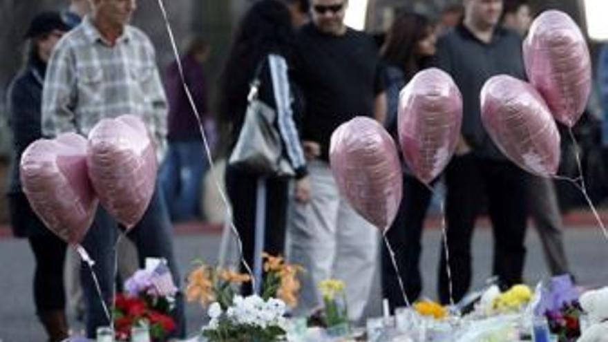 Homenaje a las víctimas. (EUROPA PRESS)