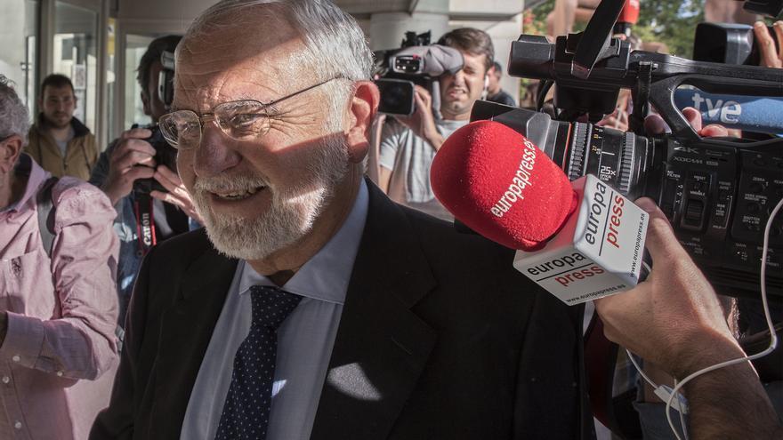 El exconseller valenciano y expresidente de las Corts Juan Cotino.