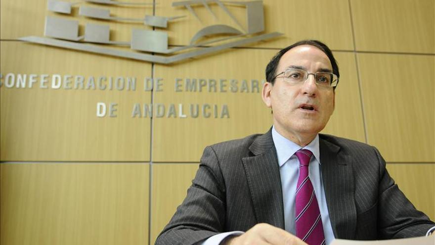 """La patronal andaluza """"no teme"""" a un pacto de izquierda sino a la inestabilidad electoral"""