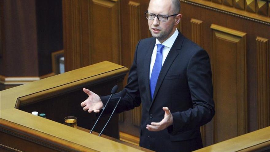 El nuevo Gobierno ucraniano debe formarse en 10 días con el apoyo de la coalición