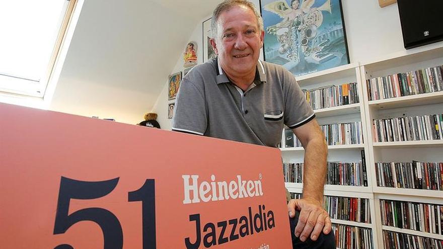 El director del Festival de Jazz de San Sebastián: La 52 edición tiene todo lo que buscábamos