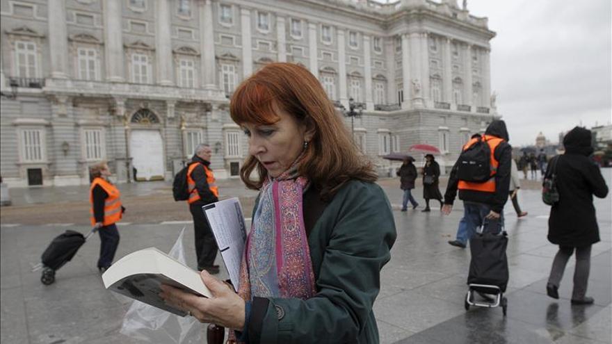 Más de 2.500 libros, en circulación en el Día Internacional