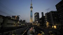 La icónica Torre de Tokio reabre al público tras cerrar por el coronavirus