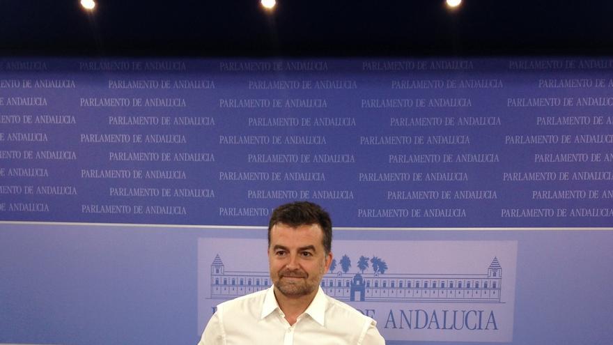 """Maíllo advierte de que """"el tiempo corre"""" para la investidura de Díaz y el PSOE-A debe tomar la iniciativa"""