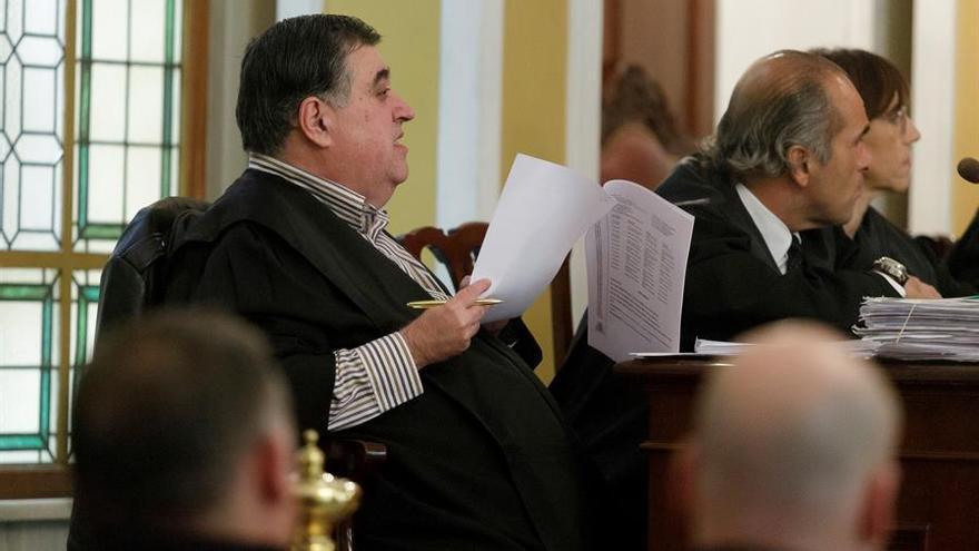 El principal inculpado en el caso Corredor, el empresario Evaristo González