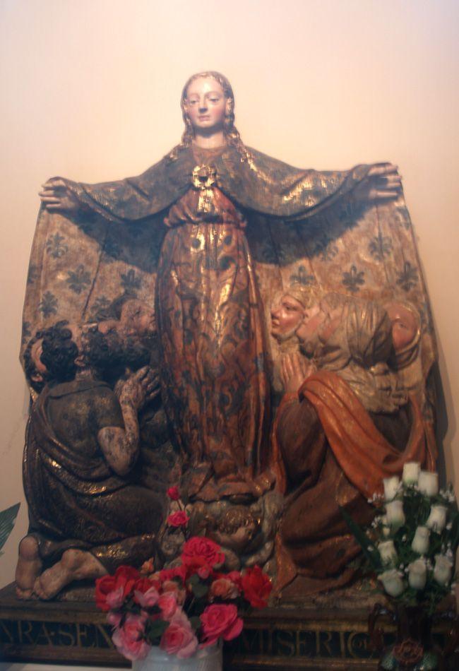 Iglesia de la Buena Dicha - escultura