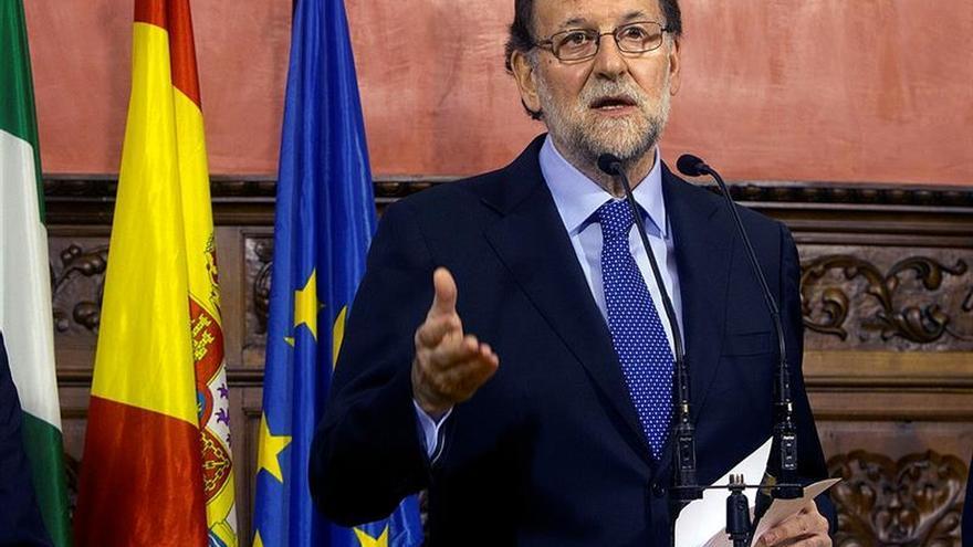 Rajoy agradece la lealtad de los partidos ante la unidad contra el terrorismo