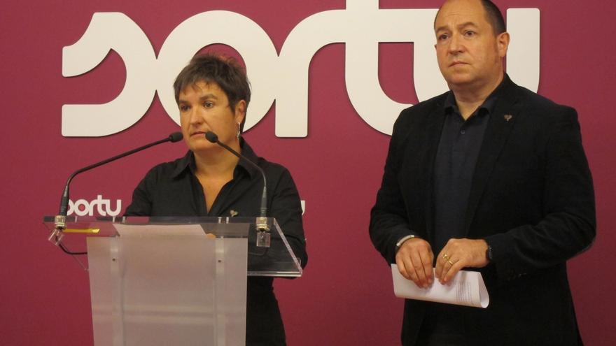 Sortu subraya que la miembro de ETA homenajeada Lucía Urigoitia está en el listado de víctimas del Gobierno vasco