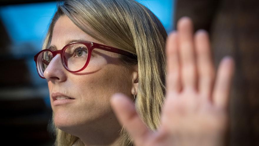 Entrevista a Elsa Artadi de Junts per Catalunya.
