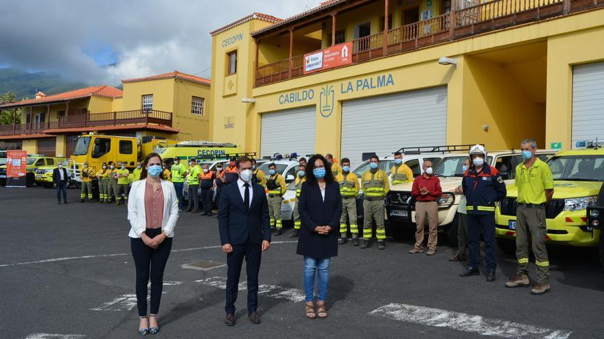 El Cabildo de La Palma inicia su Campaña contra Incendios de mayor duración, dotación presupuestaria y material