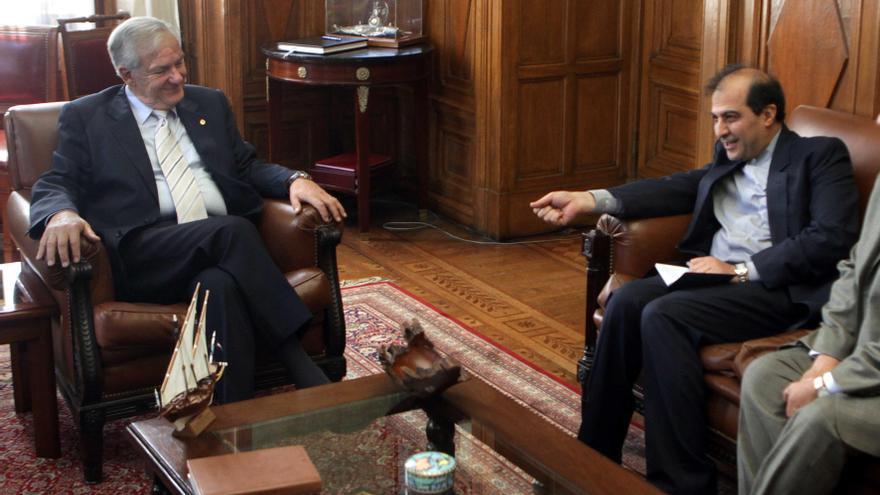 El vicecanciller iraní apuesta por más y mejores relaciones con Uruguay