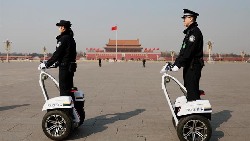 Pekín ofrece compensaciones de hasta 72.000 dólares por denunciar a un espía