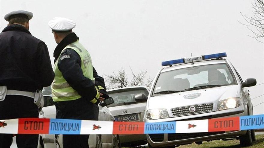Cinco muertos y veintidós heridos en un caso de violencia machista en Serbia