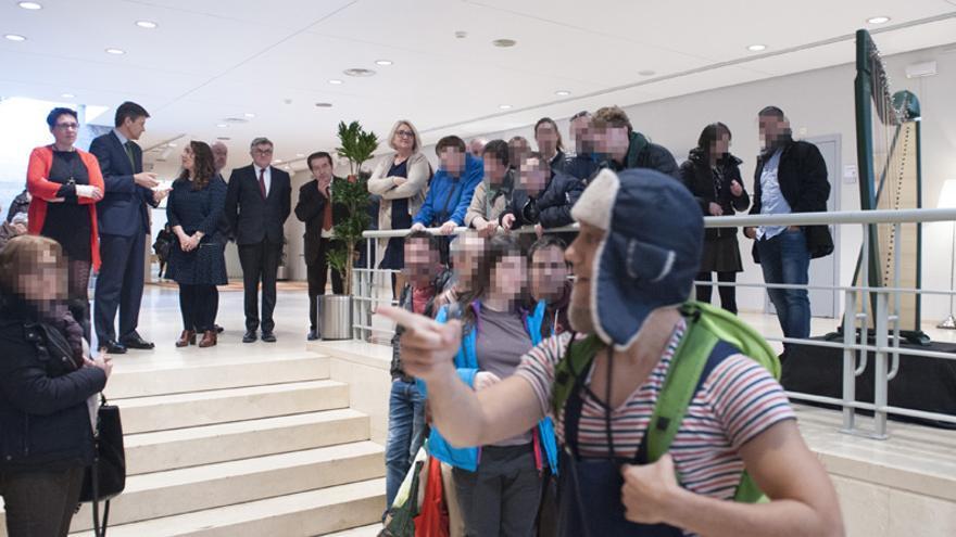 'Fermúsica entre tots' al Palau de la Música