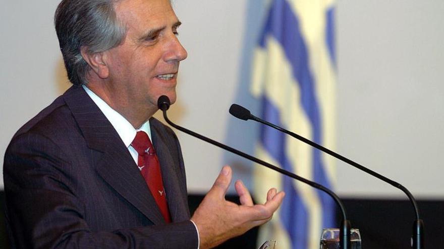 Tabaré Vázquez inicia su campaña electoral presidencial como favorito en las encuestas