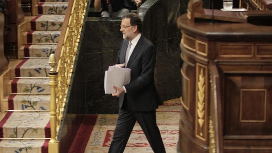 IU-ICV avisa al PP de que forzará debates sobre su financiación, quiera o no Rajoy