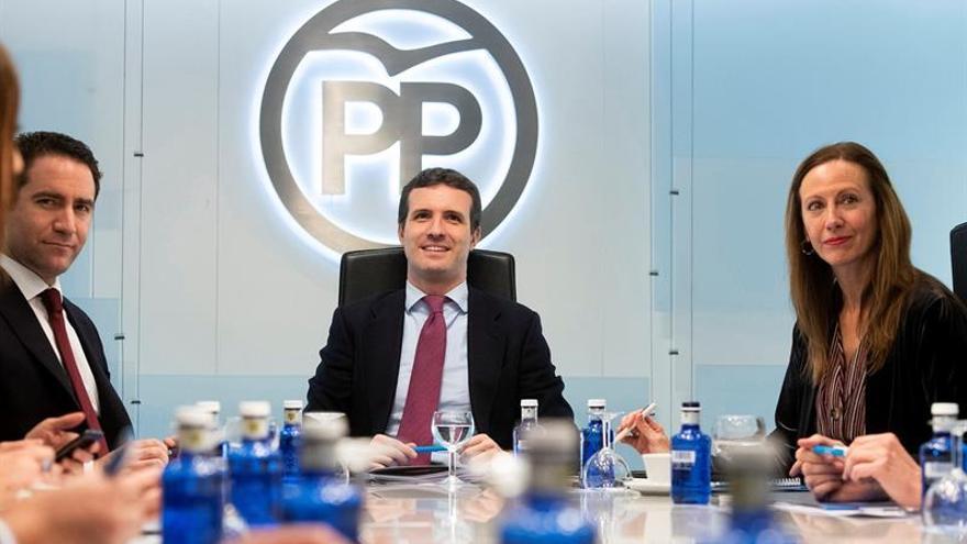 """El PP ve en posibles elecciones un """"ultimátum a la desesperada"""" por presupuestos"""