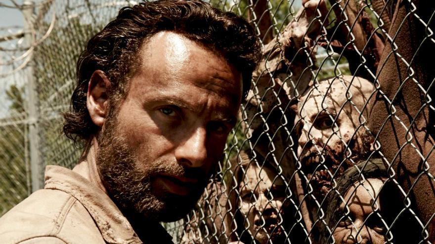 """Andrew Lincoln """"Rick Grimes"""" dejará TWD tras la ª9 temporada, según la prensa USA"""