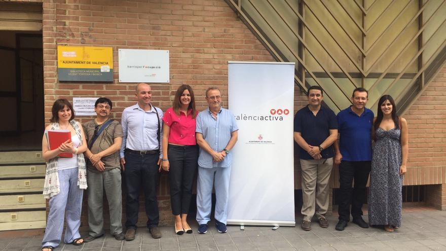 Benicalap estrena oficina de empleo con cursos gratuitos for Oficinas de empleo valencia