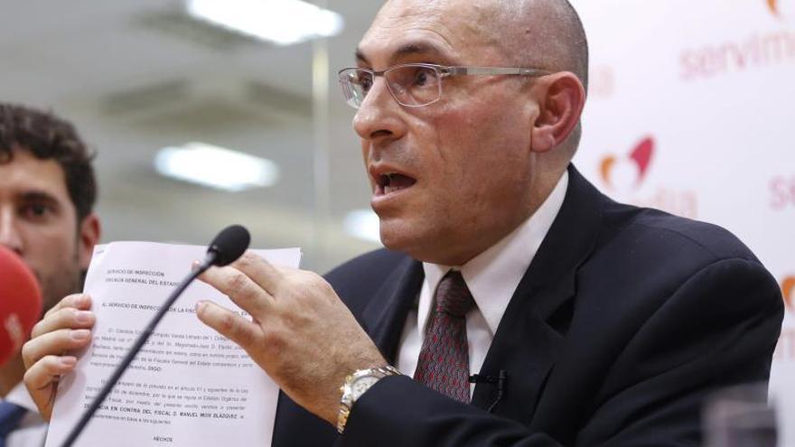 Silva denuncia una campaña de acoso y derribo y dice que sopesa saltar a la política