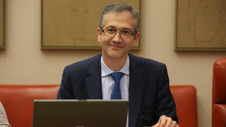 Banco de España dice que la persistencia de bajos tipos de interés puede dañar la estabilidad financiera
